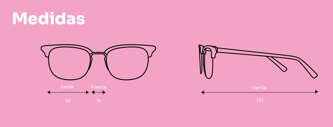 medidas-de-gafas-de-sol-edición-limitada-calavera